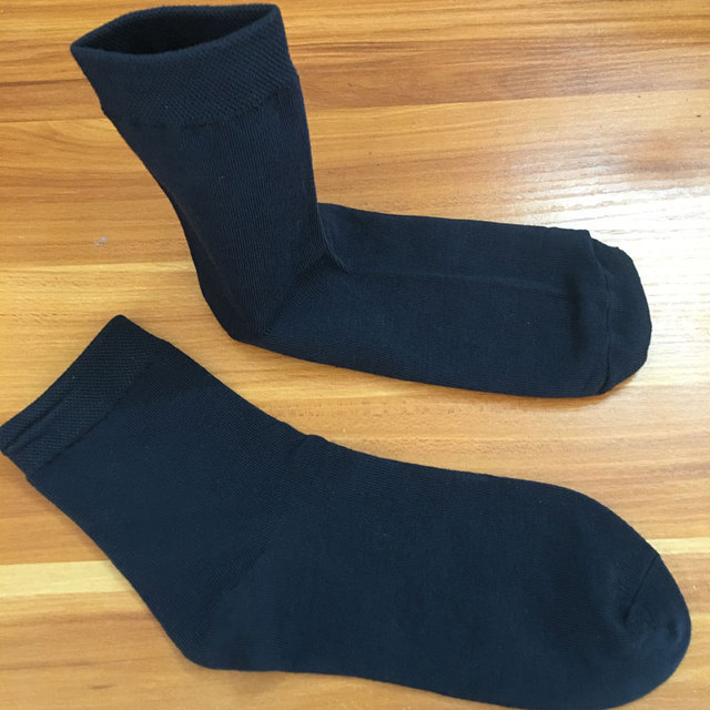 fdc652cdf893 1Pair High Quality Casual Men s Dress Socks For Man Black Socks Brand Male 3D  Socks Chaussette Homme Meias Masculinas