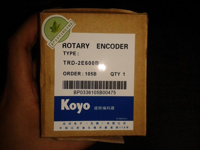 High-quality Wuxi Koyo rotary encoder TRD-2E600B