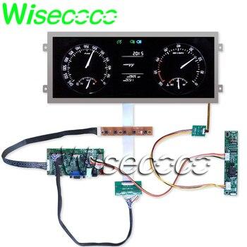 12.3'' LED LCD Screen Panel HSD123IPW1-A00 TFT display Modules For Car Display 850 cd/m2 hdmi vga lvds 40pins driver board