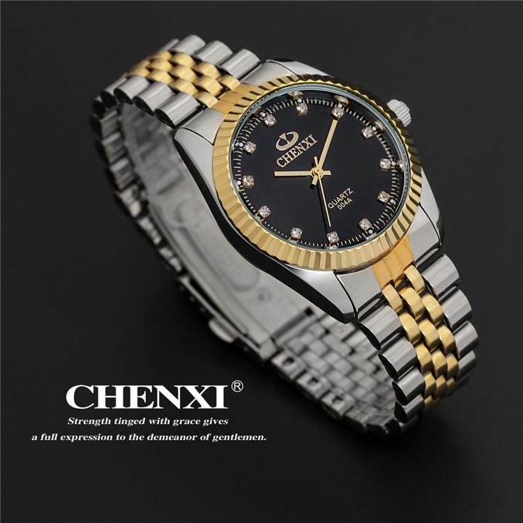 Couples Quartz Watch, Men's & Women's Watches, 30m Waterproof Wristwatches 27