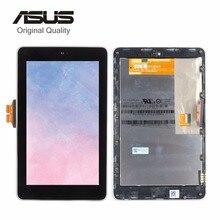 Original Para ASUS Google Nexus 7 1st Gen ME370T ME370TG ME370 2012 3G/Wifi Pantalla LCD de Matriz de Pantalla Táctil Digitalizador con Marco