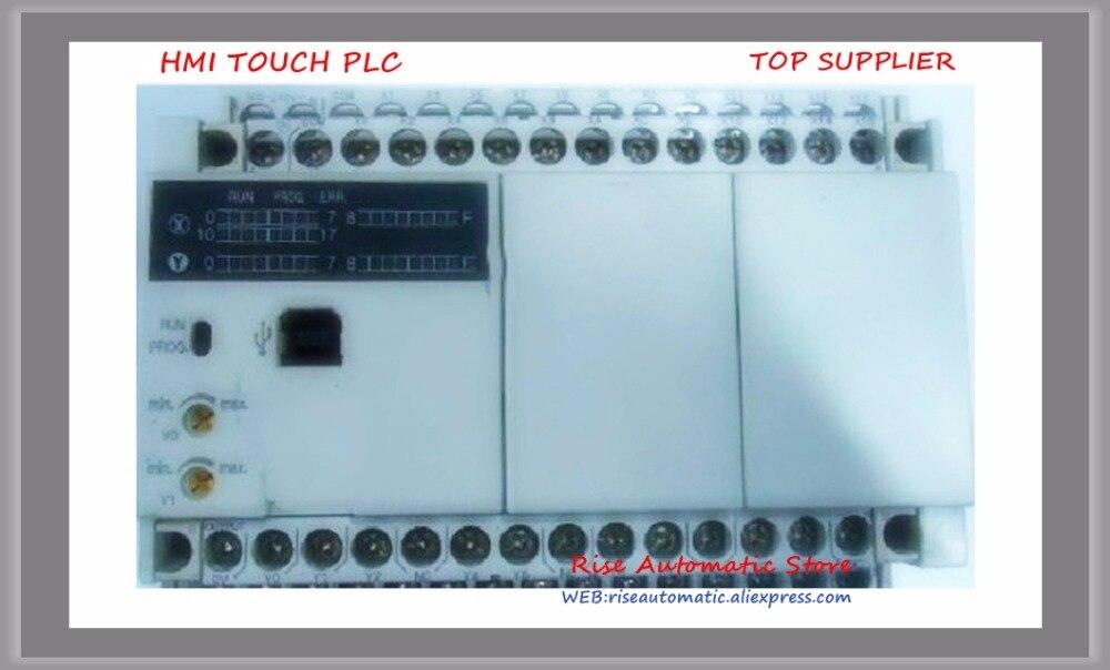 AFPX-C40R PLC New Original AC100-240V 16 DC input points 14 Relay output points FP-X Control UnitAFPX-C40R PLC New Original AC100-240V 16 DC input points 14 Relay output points FP-X Control Unit