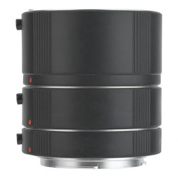 Auto Focusing Macro Extension Lens Set 13+20+36mm for Canon EOS EF/EF-S Lens Camera