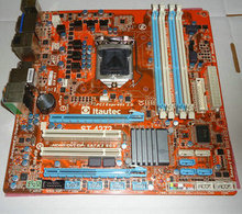 ST4272 1155 fully integrated Q65 / Q67 with HDMI + DP ultra-luxurious motherboard