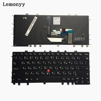 NEW KZ/RU Keyboard For Lenovo Thinkpad S1 Yoga 12 Yoga S240 Russian/Kazakhstan Laptop Keyboard With backlight