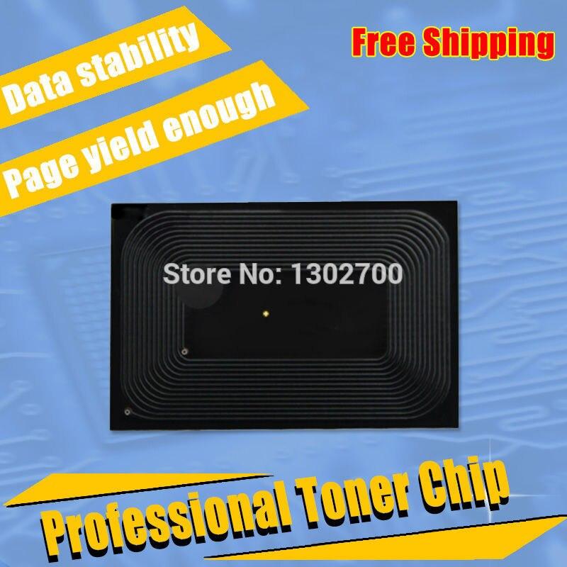 TK-8335 TK8335 K C M Y TK 8335 Toner Cartridge chip For Kyocera TASKalfa 3252ci 3252 ci color printer powder refill reset (EUR)