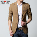 Suit Men Men Blazers and Jackets Business and Leisure Suit Big Yards blazer coat