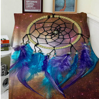 Blankets Comfort Warmth Soft Cozy Air conditioning Easy Care Machine Wash Dream Catcher