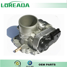 3 Years Warranty !!!Throttle body assembly for  Fiat  Doblo Palio Siena Strada Corsa Meriva  77363455  280750042 Aluminum  44mm