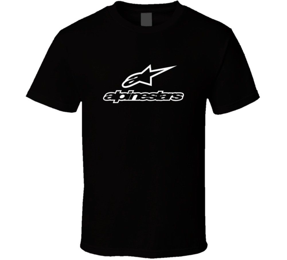 ALPINE Star Extreme Atv Dirt Bike Quads T Shirt  Cool Casual Pride T Shirt Men Unisex New Fashion Tshirt Free Shipping Tops Ajax