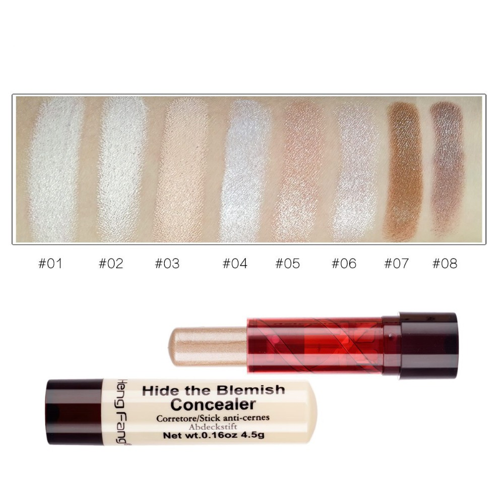 Body Makeup Amicable Manooby Corretivo Maquiagem Concealer Stick Hide Blemish Contour Anti-cernes Stick Highlighter Pro Concealer Cosmetics Goods Of Every Description Are Available