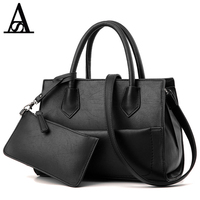 AITESEN Vintage Michael Designer Handbags Mother Child Single Shoulder Crossbody Pack High Quality Famous Brands Torebki