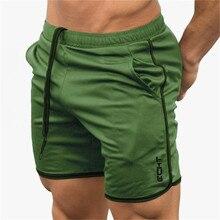 2019 Summer Men's Racing Shorts Fitness Shorts