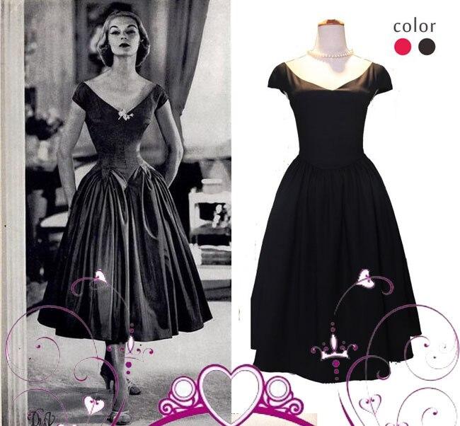 Online Get Cheap Audrey Hepburn Little Black Dress -Aliexpress.com ...
