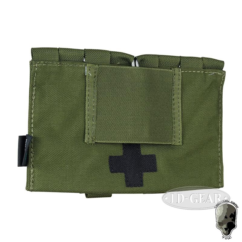 Caccia Softair Militare Pouch Multicam Tmc 9022b Blowout Medica Kit Pouchestmc2271-od Oliva