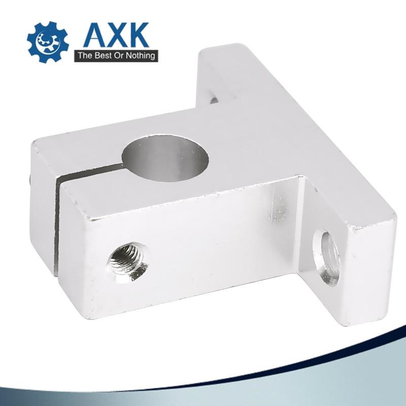 4pcs SK16 Linear Rail Shaft Support XYZ table CNC Routeur