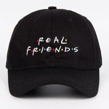 Бренд настоящие друзья шляпа трендовая редкая бейсболка я себя как Пабло Snapback Кепка Kanye Tumblr хип-хоп папа шляпа для мужчин и женщин