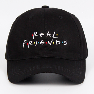 2020 Brand Real Friends Hat Trending Rare Baseball Cap I Feel Like Pablo Snapback Cap Kanye Tumblr Hip Hop Dad Hat Men and Women(China)