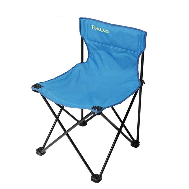 Ao ar livre cadeira dobrável de ferro tubo de suporte de rolamento 100 KG
