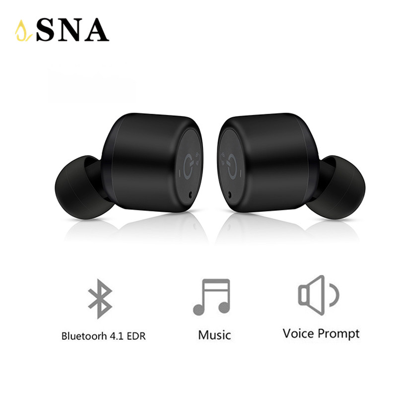Bluetooth 4.0 Earphone X1T Twins Mini Wireless Headset Stero Micro Earpiece Auriculares Handfree for xiaomi phone Fone de ouvido