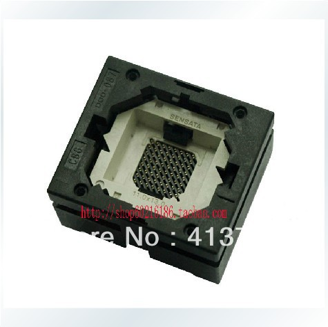 все цены на Block BGA64 test Valley IC, IC socket programming 1.0mm pitch CBG064-087G онлайн