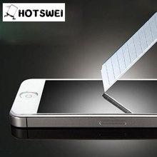 Shatter premium retail anti tempered film box protector glass screen iphone