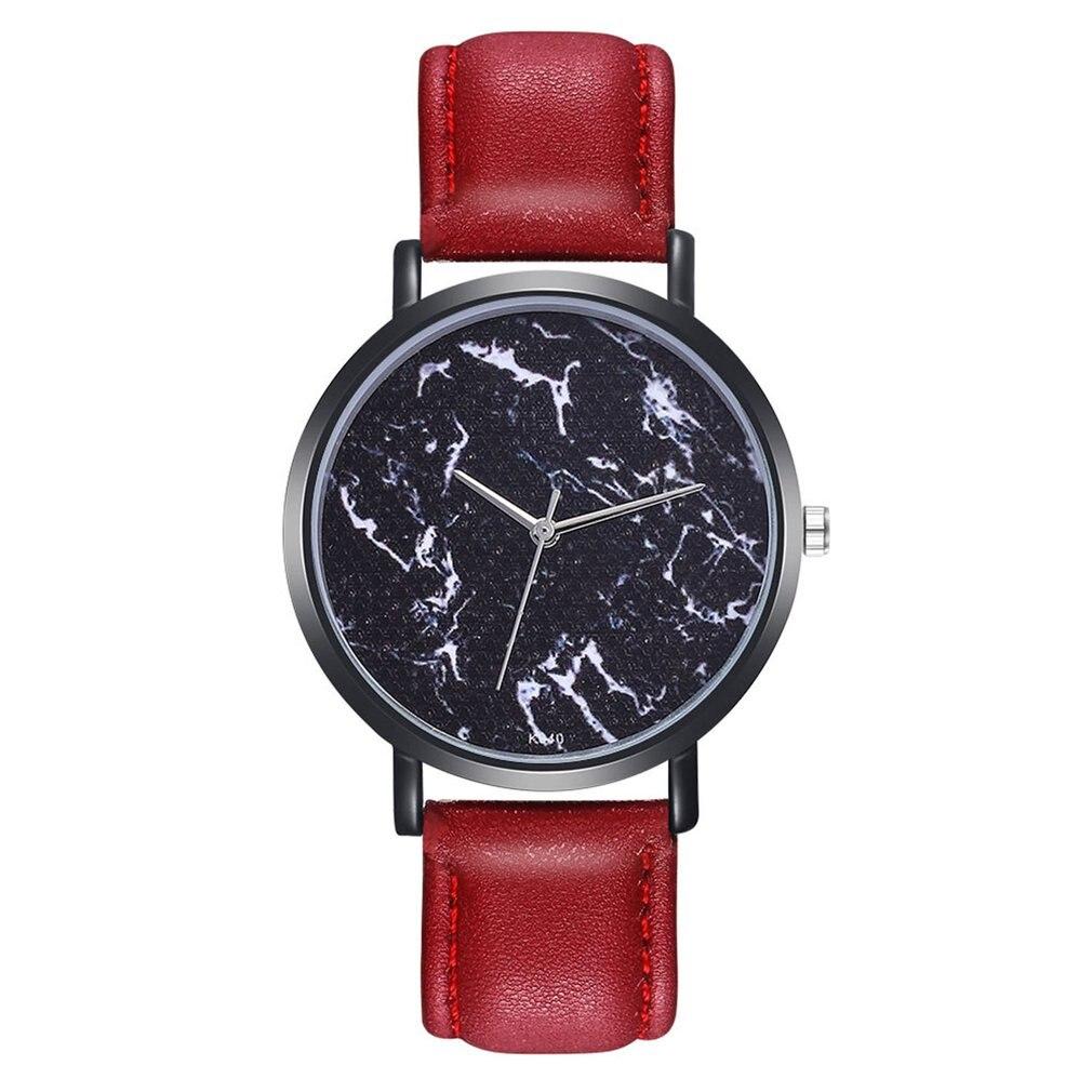 2018 Luxury Brand Women Watches Fashion Ladies Watch Rose Gold Leather Strap Quartz Watch Clock Women Hot Montres Femmes