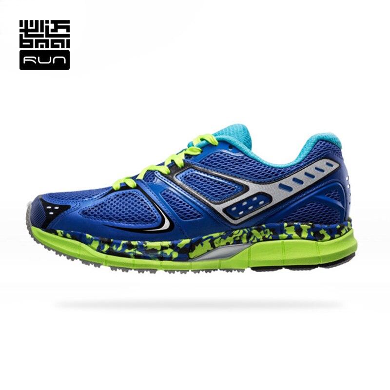 ФОТО BMAI Men Anti-slip Breathable Running Shoes Anti-Microbial Ultra Light Memory Running Brand Sneakers Free Run #XRMB003
