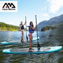 """Aqua Marina Vapor 910 """"BT 19VAP nadmuchiwana deska surfingowa nadmuchiwana deska surfingowa sup wiosło łódź wstać wiosło pokładzie obciążenia 220lbs"""