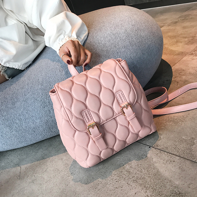 High Quality Small Backpacks For Girls Bag Pack For Women Backpack Bag Red Silver Pink Pu Leather Backpack Women Bagpack CY-83High Quality Small Backpacks For Girls Bag Pack For Women Backpack Bag Red Silver Pink Pu Leather Backpack Women Bagpack CY-83