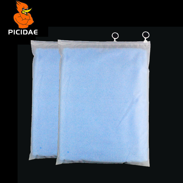 85c85aa83a 2019New Circle Pull Ring Zipper lock Bag Package Clothes Shirt T-shirt  Plastic Home Travel File Panties Towel Stockings Cosmetic