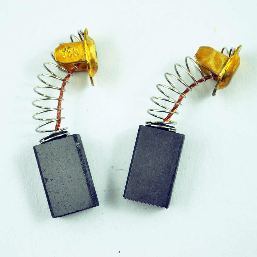 MYLB-2 個 7 ミリメートル × 11 ミリメートル × 18 ミリメートル電気交換カーボンブラシ