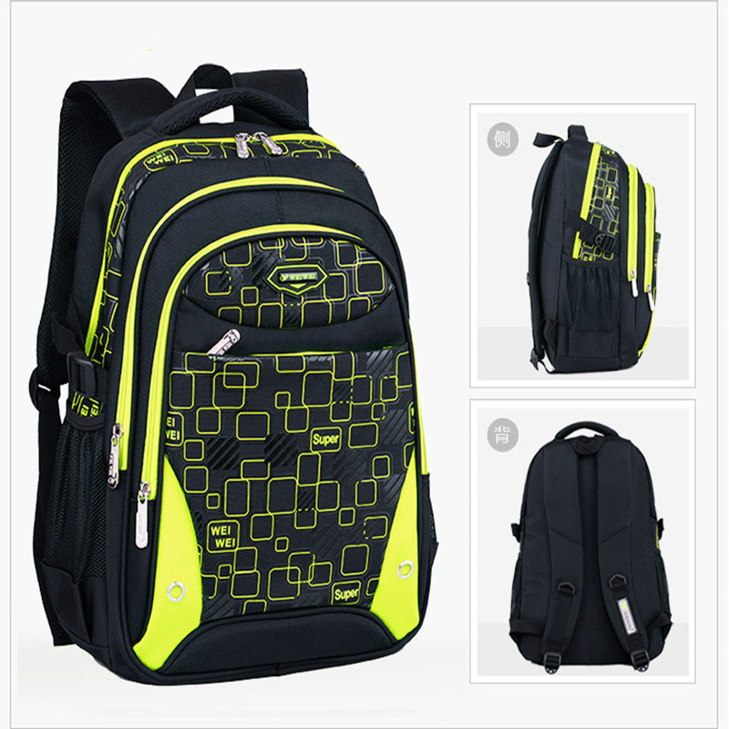 2019 New Children Backpack School Bags Boys&Girls Kids Backpack Children Schoolbag Primary School Backpack Kids Mochila Infantil
