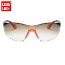 LeonLion 2019 One-piece Sunglasses Women Gradient Candy-colored Retro Fashion