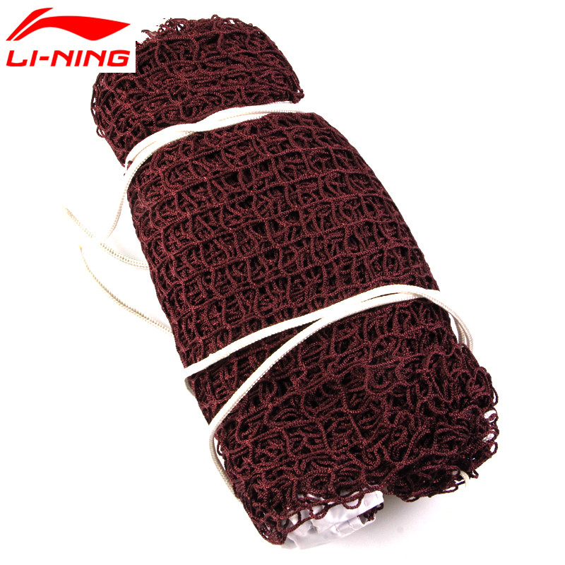 Li-Ning Professional Badminton Match Net Indoor Outdoor Use Lining Sport Training Nets Portable LN2300 LN1800 LN1810 L634 ...
