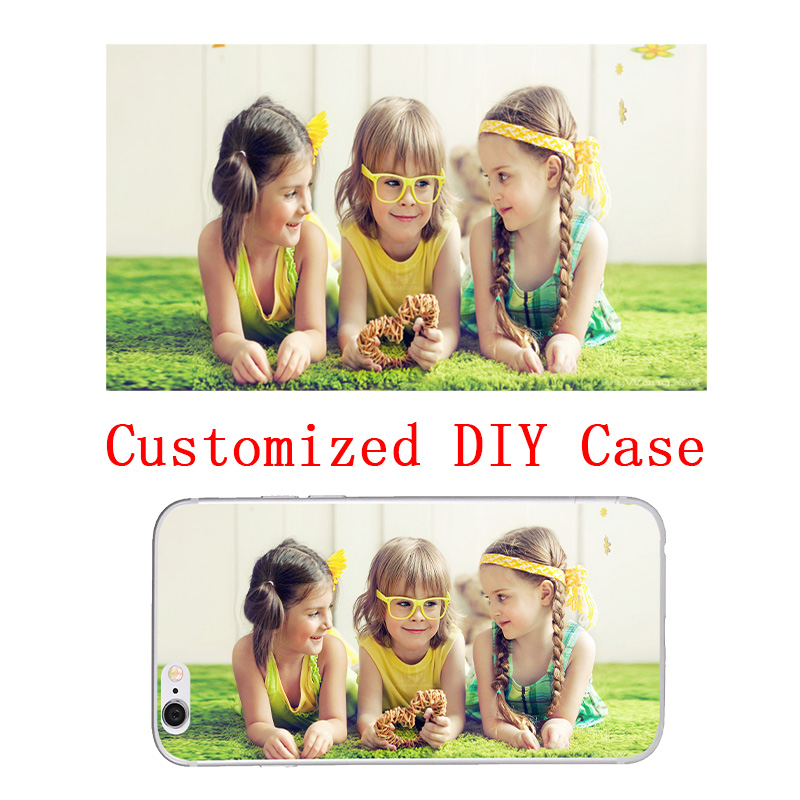 Custom Personalized Phone Case For Samsung Galaxy S10 S9 S8 Note 10 Plus A70 A50 A40 A10 A6  M20 Cover Customized Picture Photo
