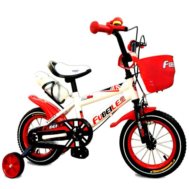 Los nuevos niños del bebé de un año de bicicletas bicicleta niño cochecito bicicleta hombres y mujeres caminante