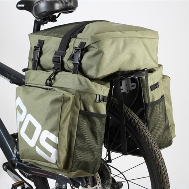 Cycling Mountain Bike Pack Package Shelf Delivery Equipment Rainproof Bicycle Rear Rack BagCycling Mountain Bike Pack Package Shelf Delivery Equipment Rainproof Bicycle Rear Rack Bag