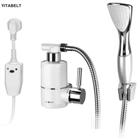 Electric Faucet Shower Fast Hot 3000w Energy saving Safety Instant Hot Faucet Water Heater