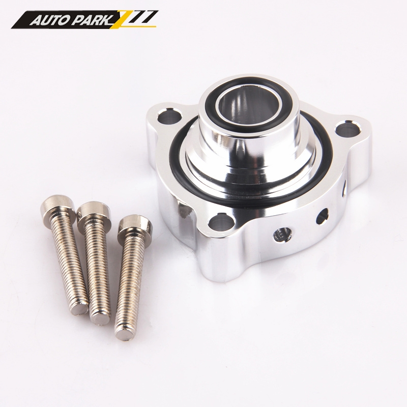 Bolt-On Top Mount Turbo BOV Blow Off Valve Adaptor Dump Untuk mesin BMW Mini Cooper S Turbo 1105