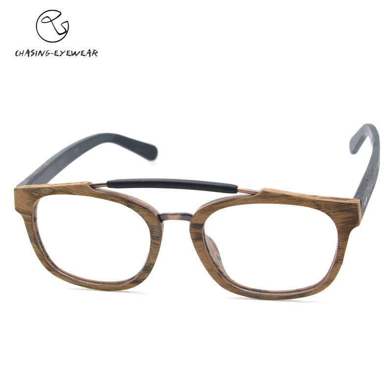 6bbd6d96d9 Chasing brand Retro circular full frame optical lens frame hand plate myopia  glasses Lady degree Optical eyeglass Cs110369-in Eyewear Frames from Men s  ...