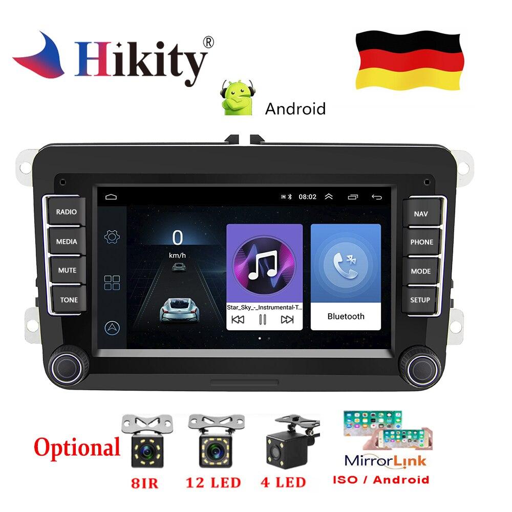 Autoradio Android Hikity 2 din GPS 7