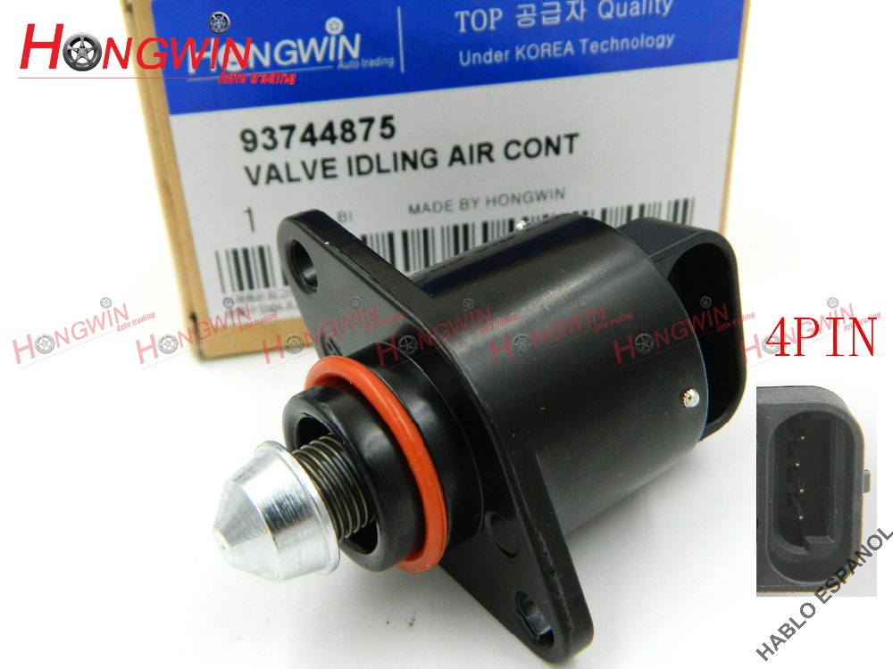 IAC Idle Air Control Valve Fits GM car Buick Chevrolet Optra/Lacetti 2007-2012 93744875/9374 4875 / C2177 / 93744675 / 17059603(China)