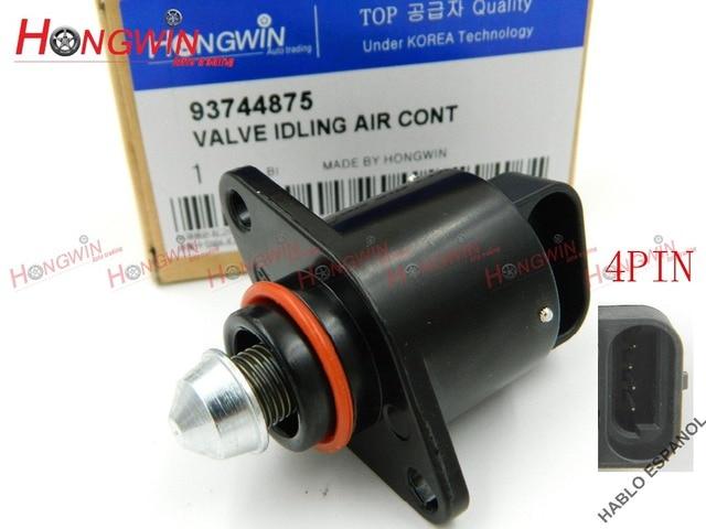IAC la válvula de Control de aire Idle encaja GM coche Buick Chevrolet Optra/Lacetti 2007-2012, 93744875/9374/4875/C2177 /93744675/17059603