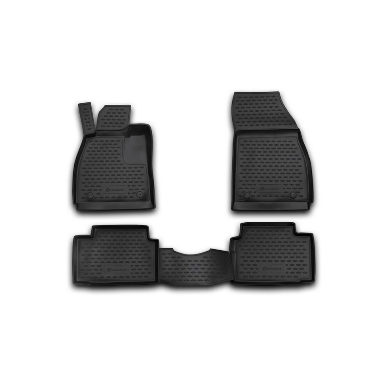 Mats in the salon For OPEL Insignia 2008 >, 4 PCs (polyurethane)