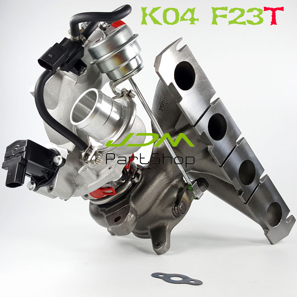 K04 F23t 53039880105 Upgrade K04 Turbo Charger For Vw Eos