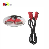 Promotional Price100 Original Autel MaxiDAS DS708 Main Test Cable For Autel DS708 Free Shipping