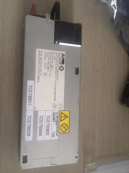 Power supply 071-000-036-04 071-000-578 VNX5200 1100W well tested with three months warranty 071 000 453 power 1 year warranty