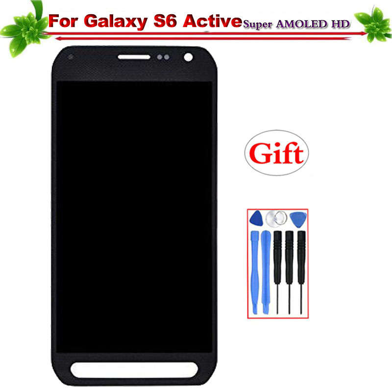 Super Amoled for SAMSUNG Galaxy S6 Active G890 G890A LCD Display Touch Screen Digitizer Assembly for Galaxy S6 Active LcdSuper Amoled for SAMSUNG Galaxy S6 Active G890 G890A LCD Display Touch Screen Digitizer Assembly for Galaxy S6 Active Lcd