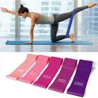 1 PC Fitness Resistance Bands Yoga Pilates Workout Training Sport Rubber Loops Crossfit Elastic Expander Gym Equipment